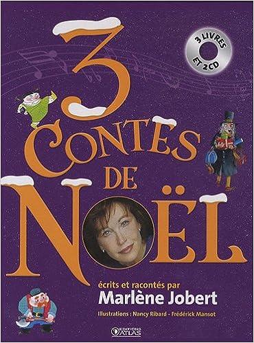 Lire un 3 contes de Noël (2CD audio) pdf epub