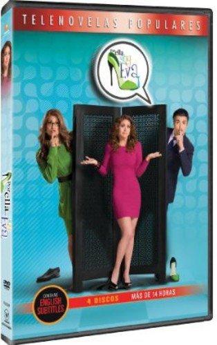 DVD : Por Ella Soy Eva (, 4 Disc) - Seller: Amazon [+Peso($26.00 c/100gr)] (MMVP)