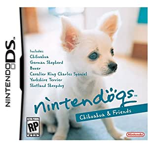 Nintendogs Chihuahua and Friends - Nintendo DS