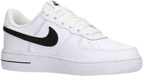 Nike Force 1-3 (PS), Zapatillas de Baloncesto para Niños, Blanco ...