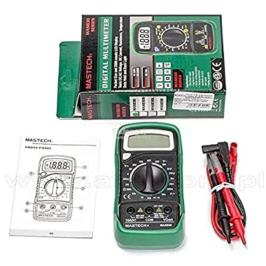 Mastech MAS830L Digital Pocket Multimeter (Assorted) 12