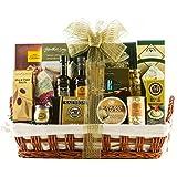 Wine.com Bountiful Snacks Gift Basket, 9.60 Pound