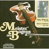 Vasa Prihoda vol.10: Edison-Aufnahmen