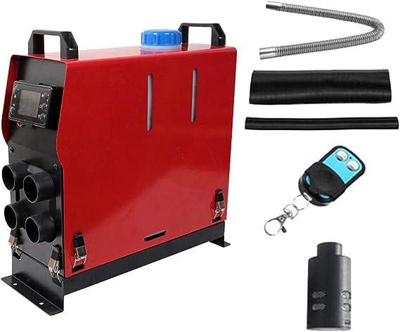 Flower205 Luft Diesel Standheizung 5kw 12v 4 Löcher Lcd Monitor Planar Für Lkw Boote Bus Auto Air Diesels Heater Auto