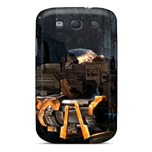 Premium Durable Dead Space Isaac Clarke Dead Space Fashion Tpu Galaxy S3 Protective Case Cover