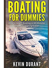 Boating for dummies: how to learn boating in 90 minutes and make sailing easier