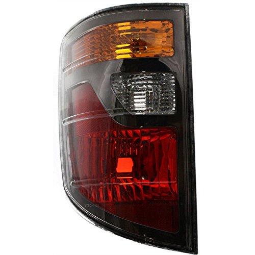Tail Light for Honda Honda Ridgeline 06-08 Lens and Housing USA Built Left Side
