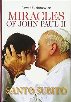 Book Miracles of John Paul II