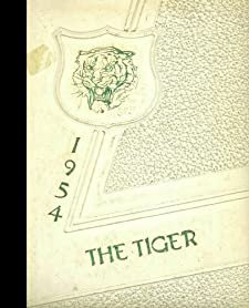 (Reprint) 1954 Yearbook: Tipton High School, Tipton, Oklahoma Tipton High School 1954 Yearbook Staff