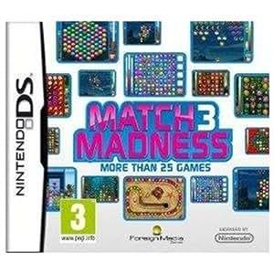 Match 3 madness [Importación francesa]