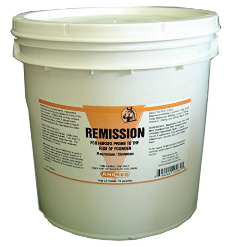 REMISSION FOUNDER TREATMENT FOR HORSES - 10 POUND by DavesPestDefense