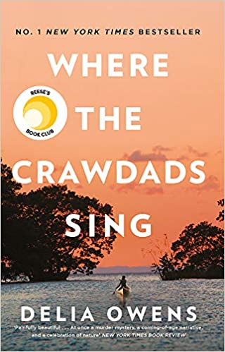 Image result for where the crawdads sing cover