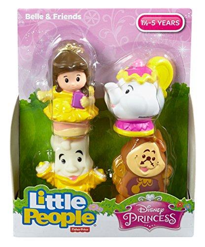Fisher Price Little People Disney Princess Belle