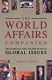 World Affairs Companion, Gerald Segal, 067174156X
