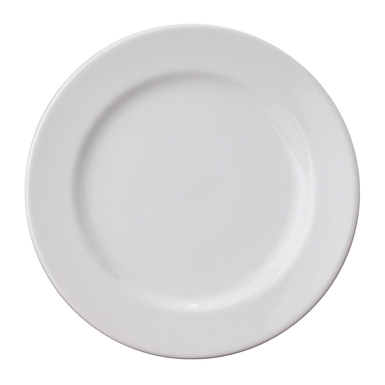 HIC Porcelain Salad Plate 7.5-inch