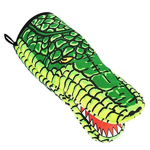 (Rockin Gear Oven Mitt Fun Alligator Animal Kitchen Oven Mit)