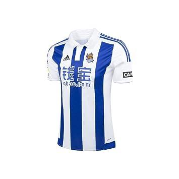6527dfb4ab5 adidas Real Sociedad Home Football Shirt 3rd Kit