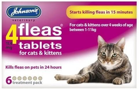Desparasitante para gatos JVD083-V0Parent: Amazon.es: Productos para mascotas