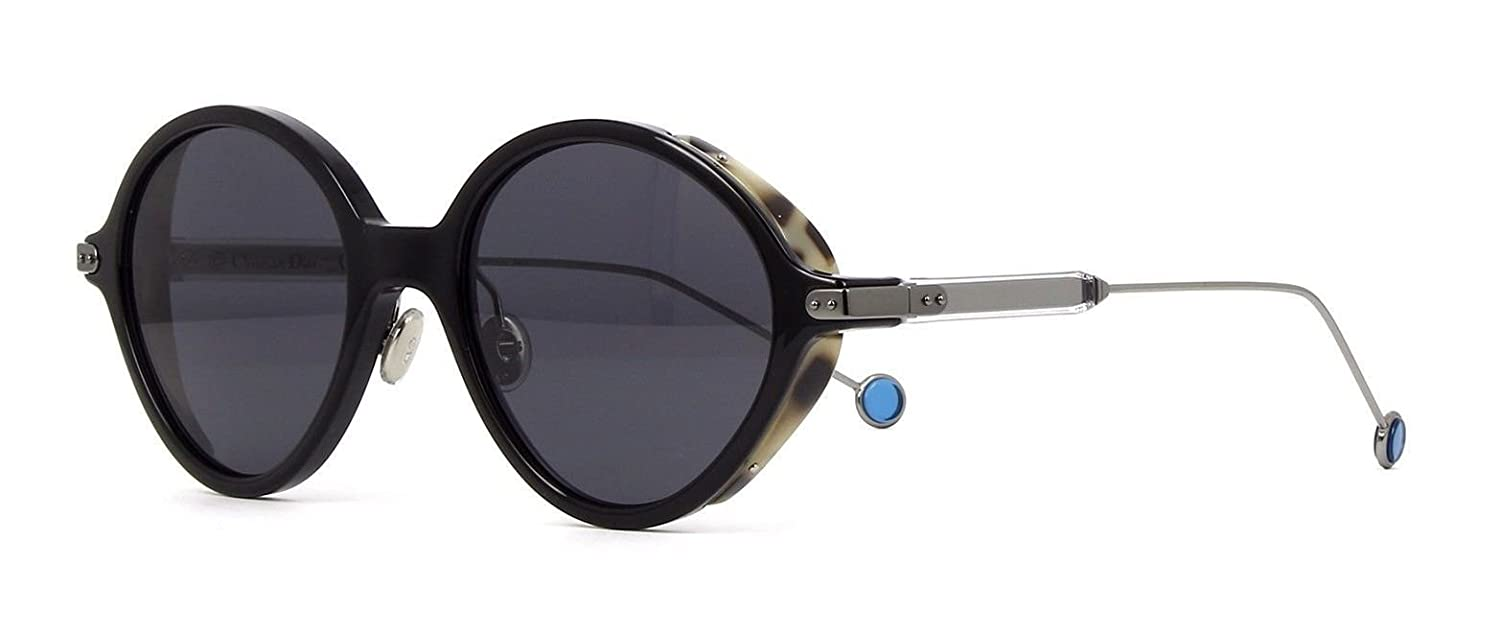 240761ef4eb Amazon.com  New Christian Dior UMBRAGE L9R IR black smoke Sunglasses   Clothing