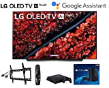 LG OLED65C9PUA OLED65C9 65 inch LG C9 Series Class 4K Smart OLED TV w/ PS4 Pro 4K w/Wall Mount Kit w/HDMI Cable - LG...