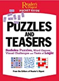 Puzzles and Teasers, Reader's Digest Editors, 0762108487