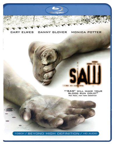 Blu-ray : Saw (, Dolby, Widescreen)