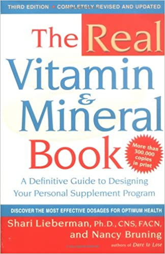 The Real Vitamin and Mineral Book