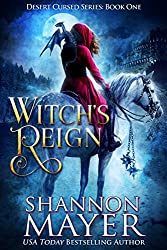 Witch's Reign (Desert Cursed Series Book 1)