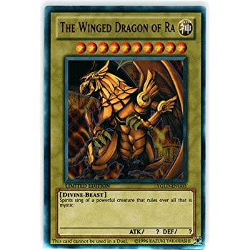 Amazon.com: Yu-Gi-Oh! - Obelisk the Tormentor (YGLD-ENG02