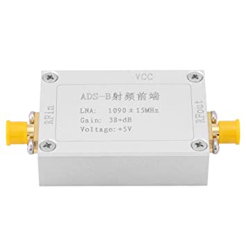 ADS-B 1090MHz RF Front-end Radio Frequency Low Noise