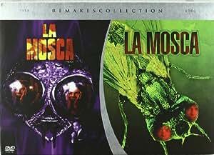 La Mosca (1958) + La Mosca (1986): Remakes Collection [DVD]