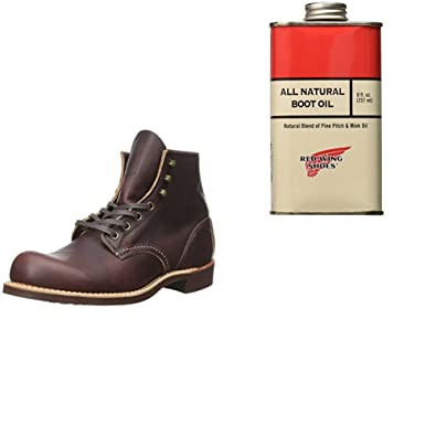 6a5fbdb9771 Amazon.com | Red Wing Heritage Men's Blacksmith Work Boot and Boot ...