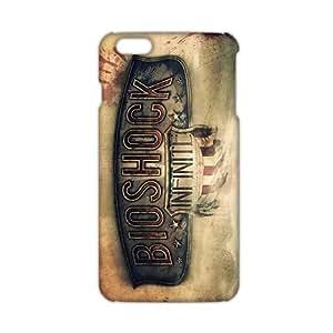 diy zhengCool-benz logos Bioshock Infinite (3D)Phone Case for Ipod Touch 4 4th