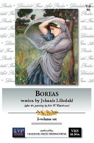 ''Boreas'', after J.W. Waterhouse [VHS] by Liliedahl Video Productions