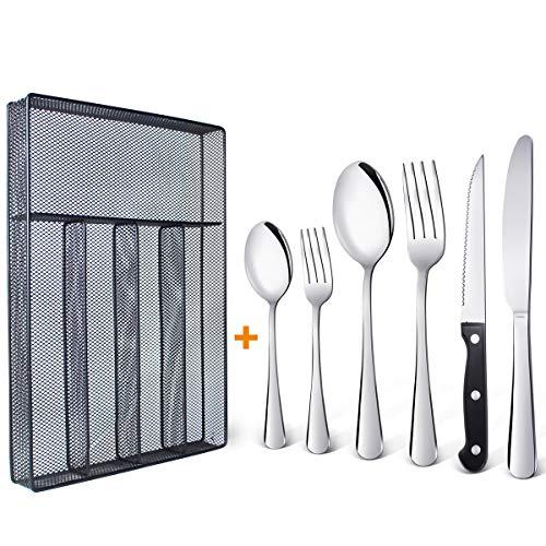 Steak Knives And Forks - 6