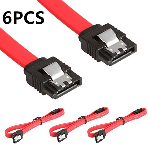 6-pack-10-inch-26awg-sata-iii-60-gbps-7pin-female-to-female-data-cable-with-locking-latch-for-hdd-6p