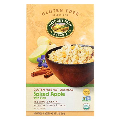 - Nature's Path Spc Apple Flax GF (6x11. 3OZ )