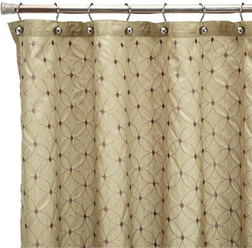 Amazon Popular Bath Arianna Shower Curtain Sage Home Kitchen