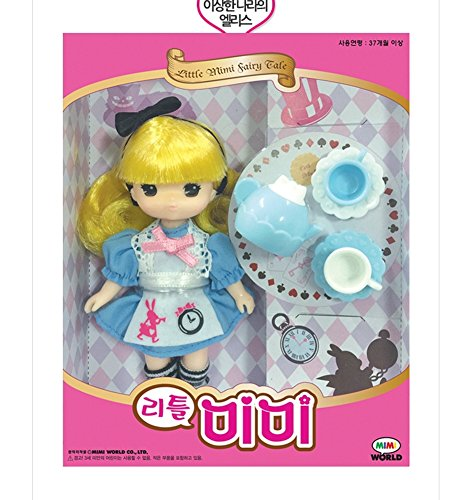 Kubrick Mimi Korean Doll Collection Set (Alice's Adventures in -