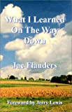 What I Learned on the Way Down, Jac Flanders, 0741409429
