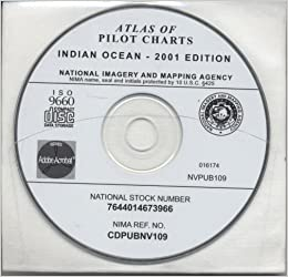 Atlas of Pilot Charts, Indian Ocean: Amazon.co.uk: National Imagery ...