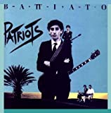 FRANCO BATTIATO PATRIOTS vinyl record