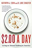img - for $2.00 a Day: Living on Almost Nothing in America book / textbook / text book