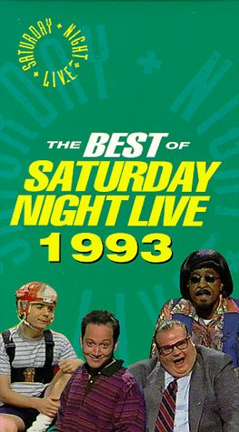 The Best of Saturday Night Live: 1993 Annual [VHS]