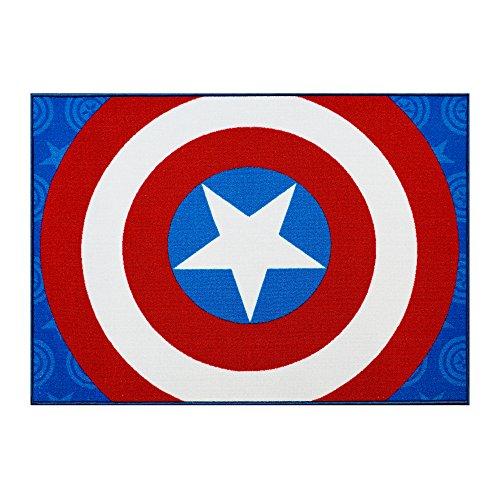 Captain America Digital Bedding Multicolor