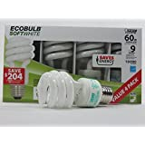 Value Feit 13w=60w Soft White CFL EcoBulbs by Feit Electric