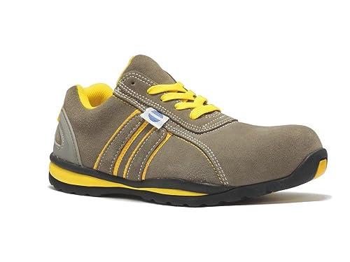 Chintex 1047 beige S1P SRC - zapatillas de seguridad deportivas: Amazon.es: Zapatos y complementos