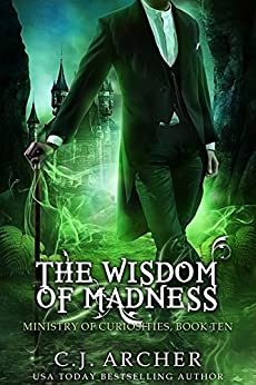 Wisdom Madness Ministry Curiosities Book ebook product image