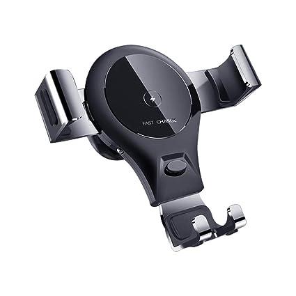 AUCAC Cargador de Coche inalámbrico, Infrared Sensor ...