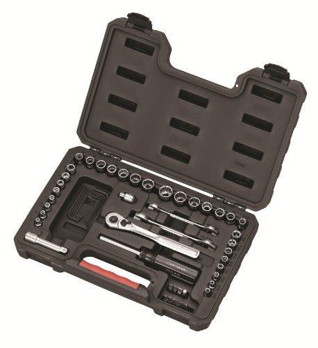 Craftsman 58 Piece Mechanics Tool Set with Storage Case 20058 ()